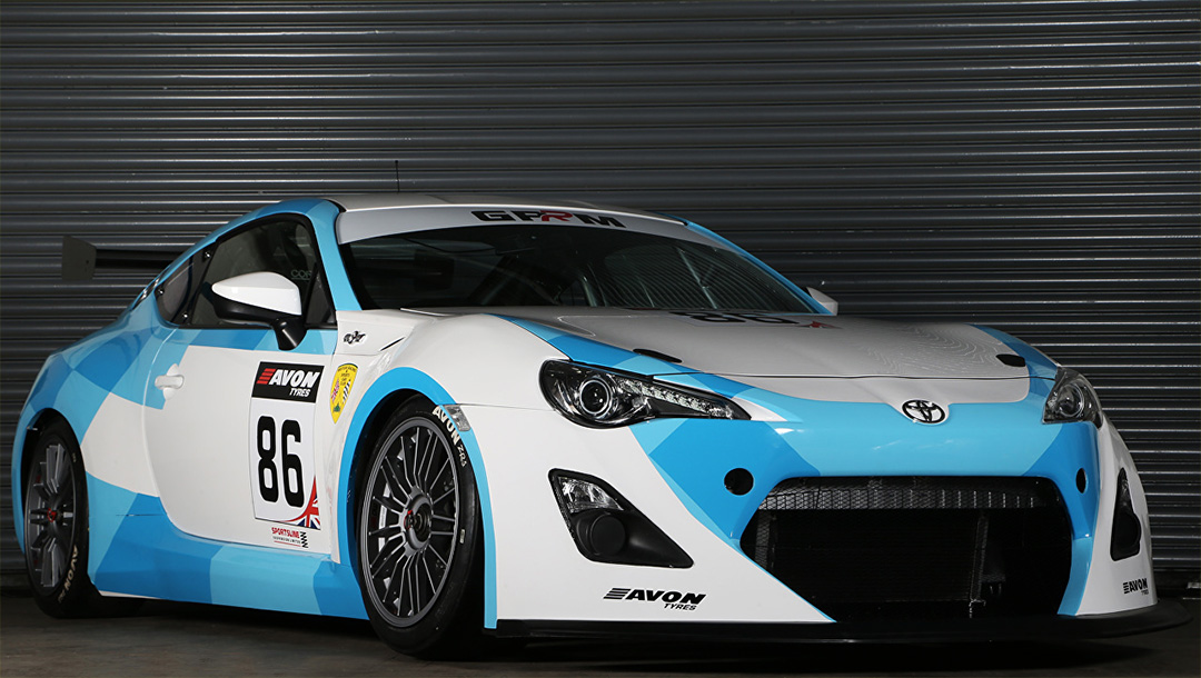 GPRM building GT86 for cost efficient GT4